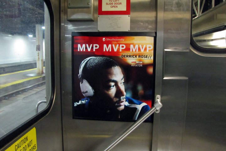 derrick rose mvp pic. Then Derrick Rose was named